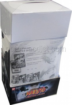 Naruto: Quest for Power Blister Booster Box [1st Edition/12 packs]