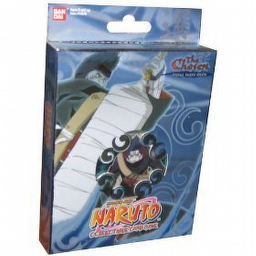 Naruto: The Chosen Tidal Wave Theme Starter Deck