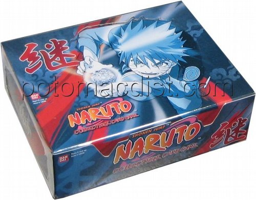 Naruto: Dream Legacy Booster Box [1st Edition]