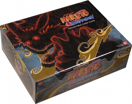 Naruto: Emerging Alliance Booster Box [1st Edition]