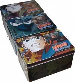 Naruto: Guardian of the Village Tin Set [3 tins/1 of each design]