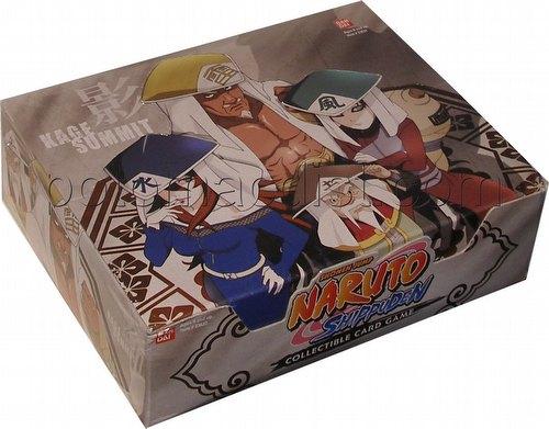 Naruto: Kage Summit Booster Box [1st Edition]