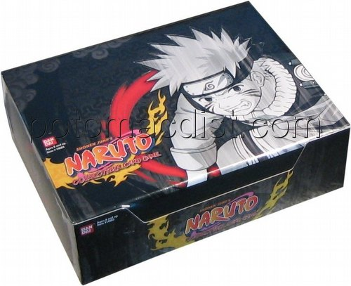 Naruto: Path to Hokage Booster Box [Unlimited Edition]
