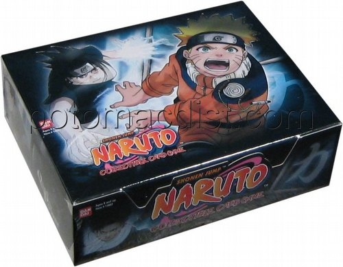Naruto: Quest for Power Booster Box [1st Edition]