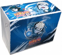 Naruto: Quest for Power Theme Starter Deck Box