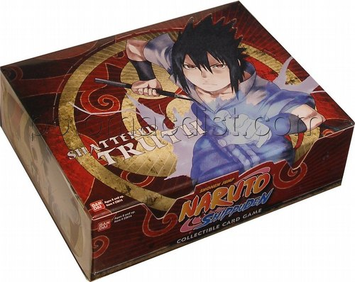 Naruto: Shattered Truth Booster Box [1st Edition]