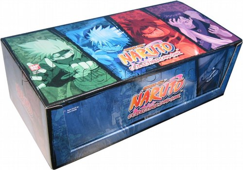 Naruto: Collectible Tin Case [12 tins]