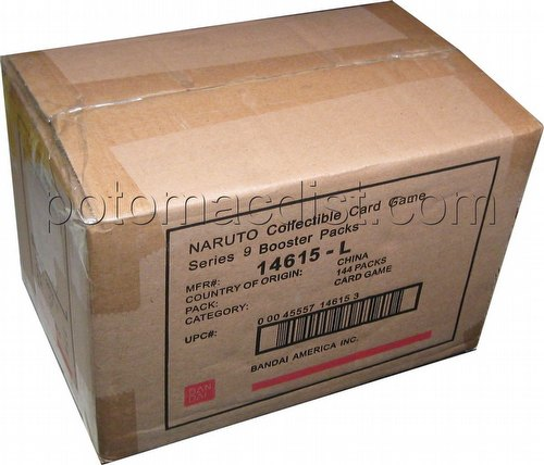 Naruto: The Chosen Booster Box Case [1st Edition]