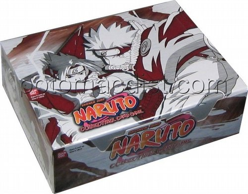 Naruto: The Chosen Booster Box [Unlimited]