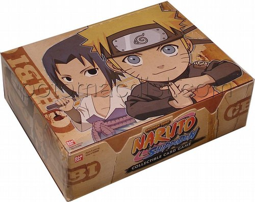Naruto: Tournament Pack 2 Booster Box [1st Edition]