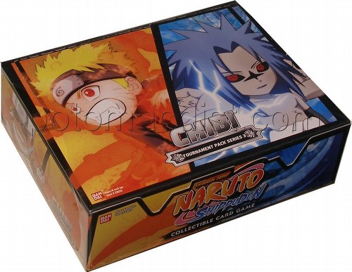 Naruto: Tournament Pack 3 Booster Box [1st Edition]