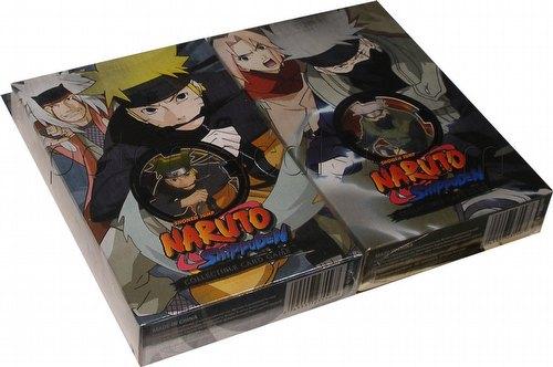 Naruto: Will of Fire Theme Starter Deck Set [2 decks]