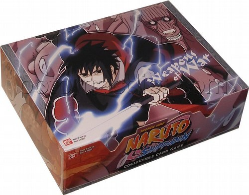 Naruto: Weapons of War Booster Box [1st Edition]