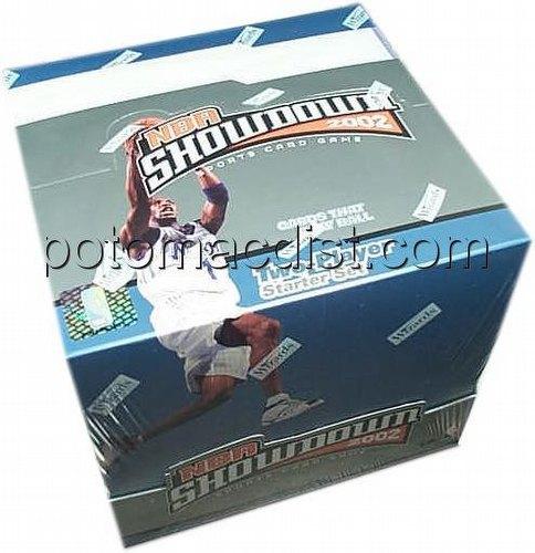 NBA Showdown Sports Card Game: 2002 [02] Starter Deck Box