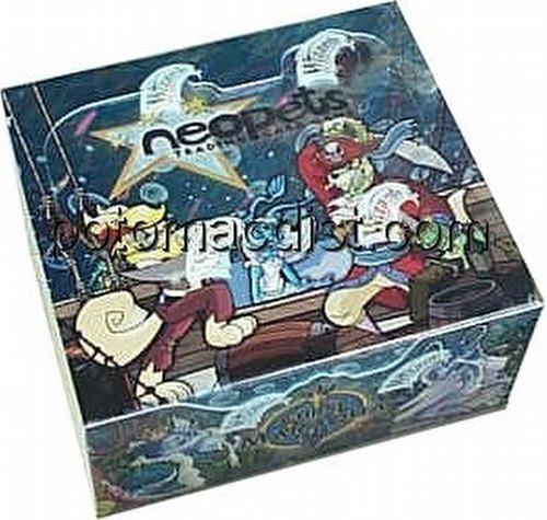 NeoPets Trading Card Game [TCG]: Curse of Maraqua Booster Box