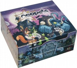NeoPets Trading Card Game [TCG]: The Haunted Woods Booster Box