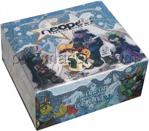 NeoPets Trading Card Game [TCG]: Hanna and the Ice Caves Booster Box