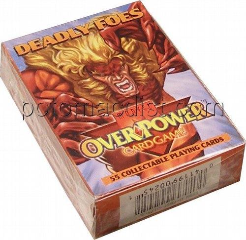 Overpower: Marvel Deadly Foes Starter Deck