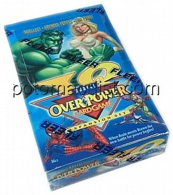 Overpower: Marvel IQ Booster