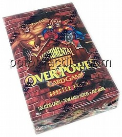 Overpower: Marvel Monumental Booster Box