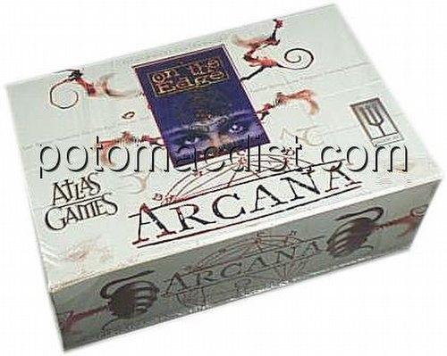 On The Edge: Arcana Booster Box