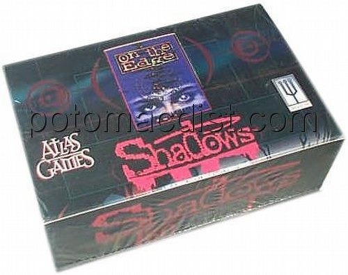 On The Edge: Shadows Booster Box