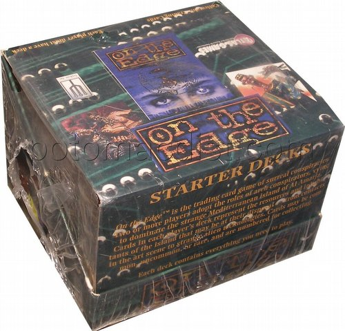On The Edge: Starter Box [Limited]