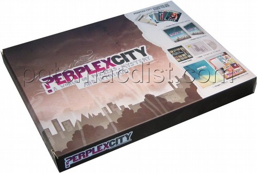Perplex City Perplexcity Intro Starter Box