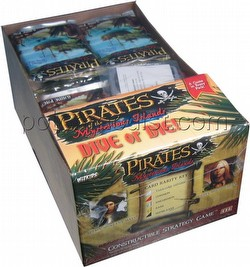 Pirates of the Mysterious Islands Constructible Strategy Game [CSG]: Booster Box