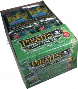 Pirates of the South China Seas Constructible Strategy Game [CSG]: Booster Box