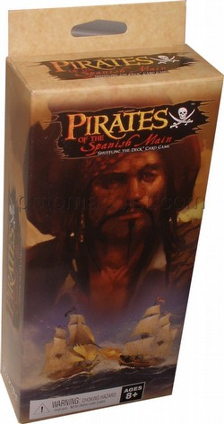 Pirates of the Spanish Main Card Game
