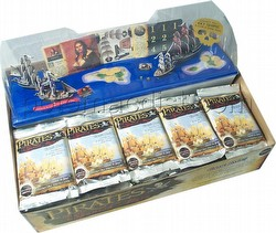 Pirates of the Spanish Main Constructible Strategy Game [CSG]: Booster Display Box [Unlimited]