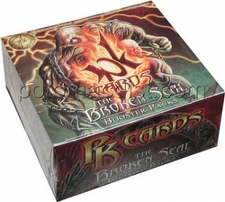 PK Cards: The Broken Seal Booster Box