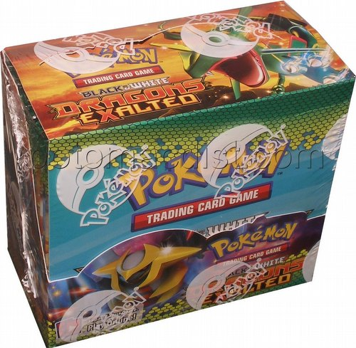 Pokemon TCG: Black & White Dragons Exalted Booster Box
