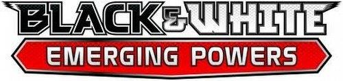 Pokemon TCG: Black & White Emerging Powers Mini Album