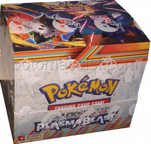 Pokemon TCG: Black & White Plasma Blast Starter Deck Box