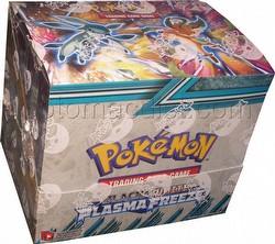 Pokemon TCG: Black & White Plasma Freeze Starter Deck Box