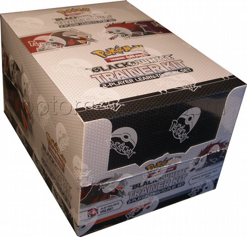 Pokemon TCG: Black & White Trainer Kit Box