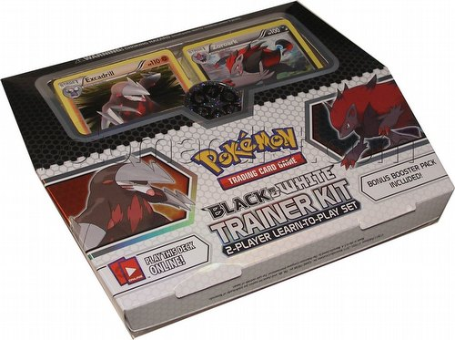 Pokemon TCG: Black & White Trainer Kit