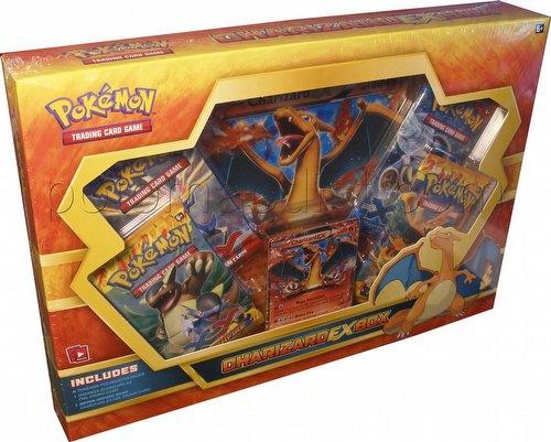 Pokemon TCG: Charizard-EX Box