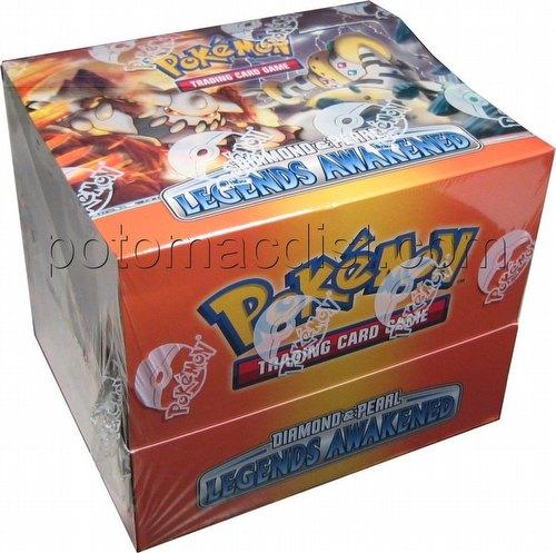 Pokemon TCG: Diamond & Pearl - Legends Awakened Theme Starter Deck Box