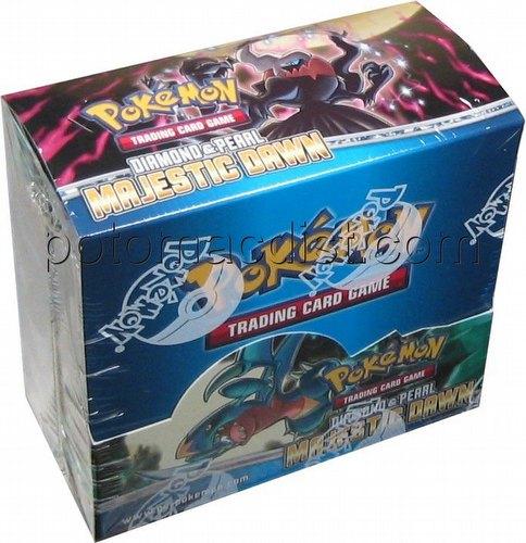 Pokemon TCG: Diamond & Pearl - Majestic Dawn Booster Box