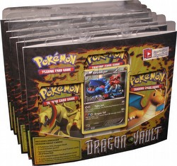Pokemon TCG: Dragon Vault 6-Pack Lot