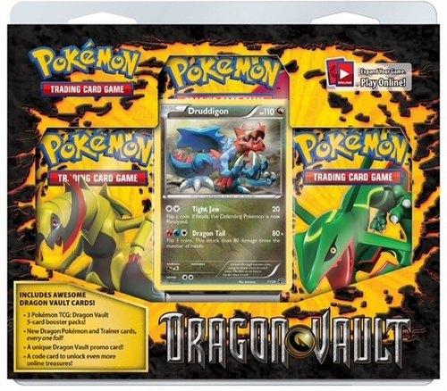 Pokemon TCG: Dragon Vault Pack