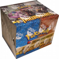 Pokemon TCG: HeartGold & SoulSilver (Heart Gold and Soul Silver) Triumphant Theme Starter Deck Box