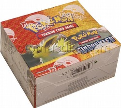 Pokemon TCG: HeartGold & SoulSilver (Heart Gold and Soul Silver) Undaunted Booster Box