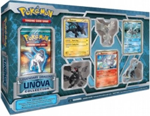 Pokemon TCG: The Legendary Dragons of Unova Case [9 boxes]