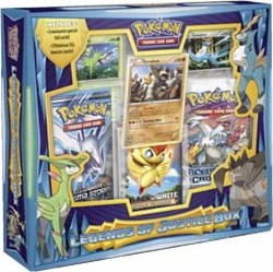 Pokemon TCG: Legends of Justice Collection Box
