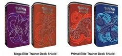 Pokemon TCG: 2015 Elite Trainer Deck Shield Tin Case [12 tins]