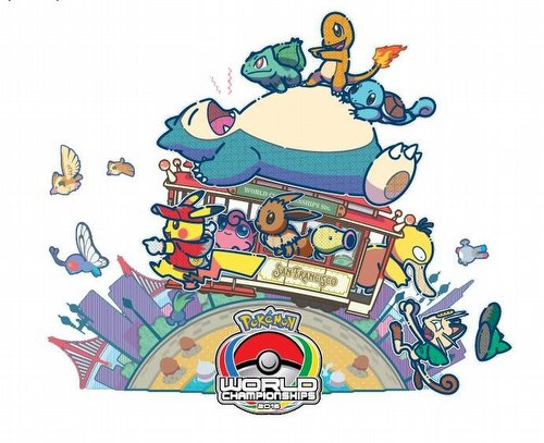 Pokemon TCG: 2016 World Championships Starter Deck Box